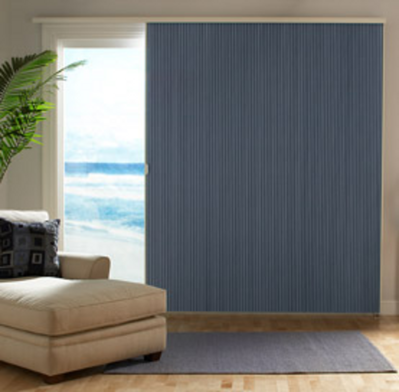 Arcadia Door Options Blue Orchid Window Coverings